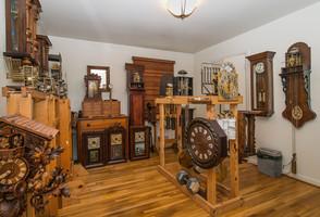 Antique Clock Showroom